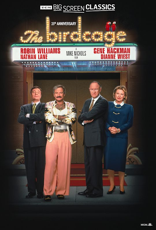 The Birdcage 25th Anniversary