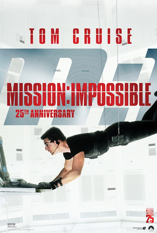Mission: Impossible 25th Anniversary