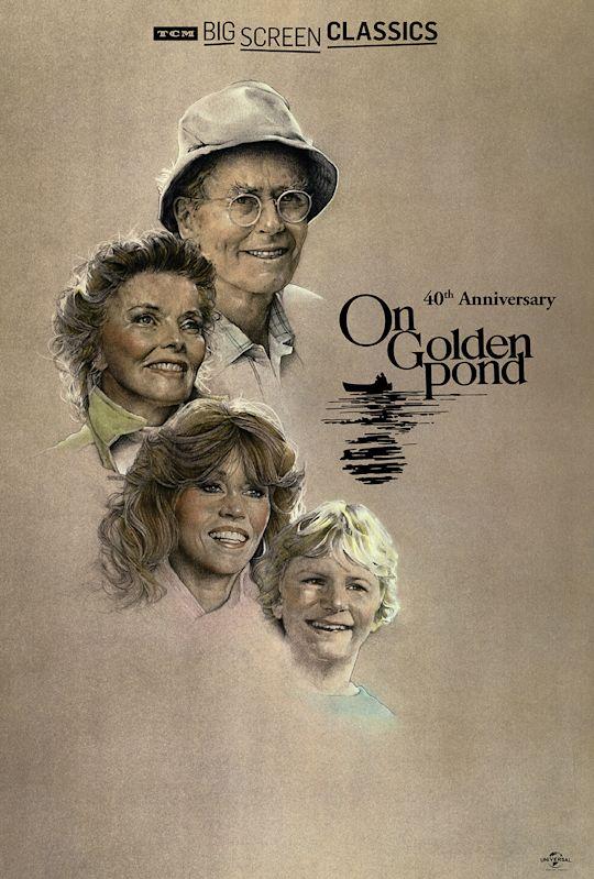 On Golden Pond 40th Anniversary