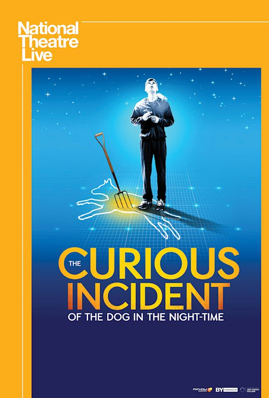 NT LIVE: The Curious Incident of the Dog in the Night-Time (2021 Encore)