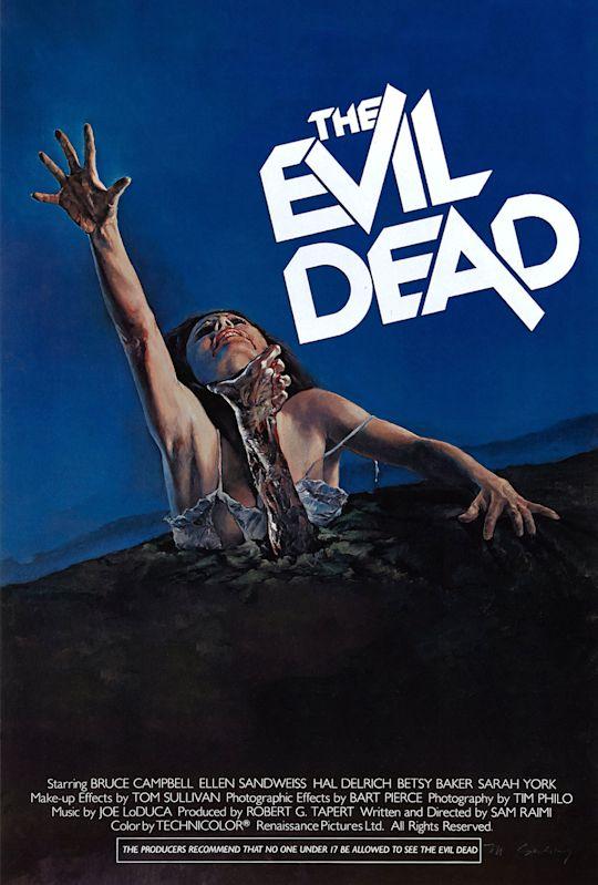 The Evil Dead 40th Anniversary