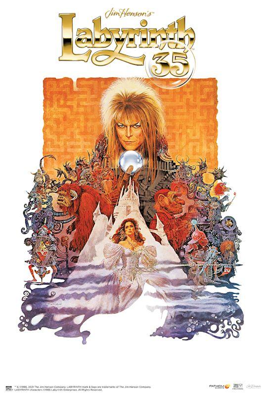 Labyrinth 35th Anniversary