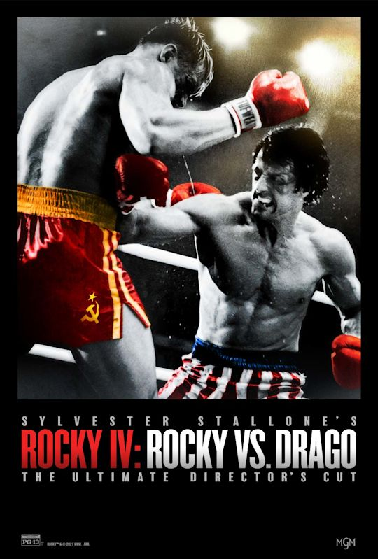 Rocky IV: Rocky vs. Drago